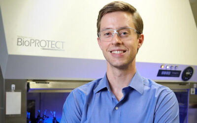Josh Michener: Engineering evolution for better microbes