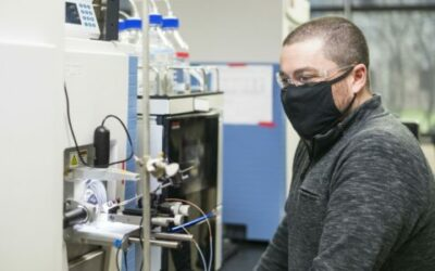 Rich Giannone: Solving puzzles through proteins