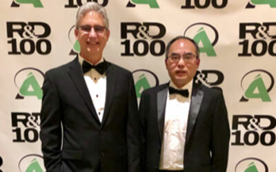 CBI Wins R&D 100 Award