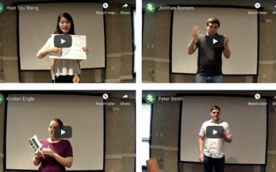 Student Showcase Videos